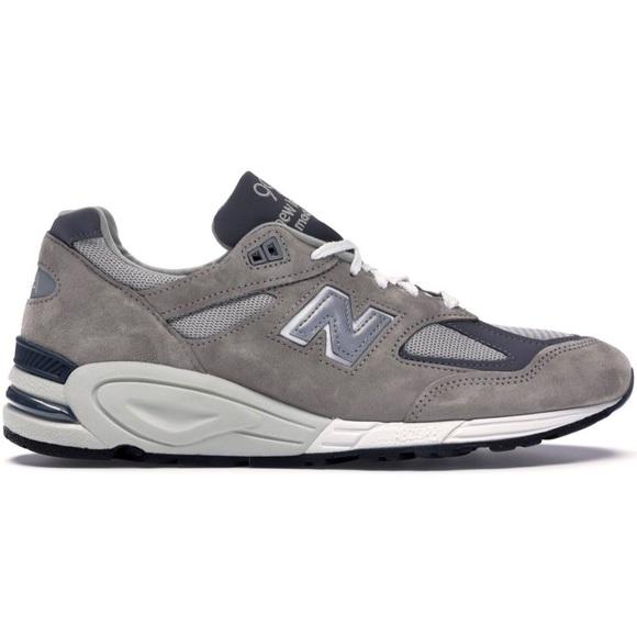 online store c64f4 cb92c 🆕 New Balance 990v2 Men's Running - Kith Grey NWT